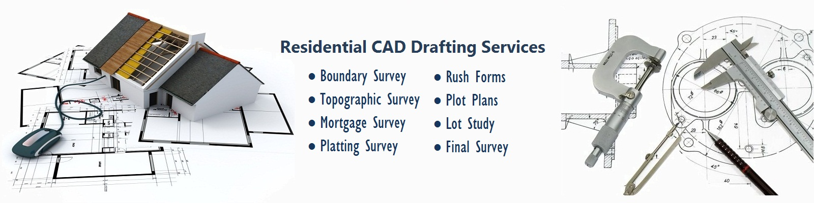 Residential CAD drafting Services